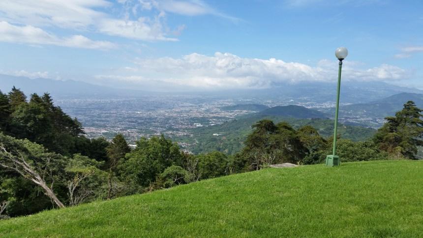Tarbaca Mountain Home View