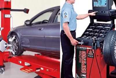Fungsi Spooring dan Balancing Ban Mobil