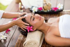 Ayurvedic Face Massage