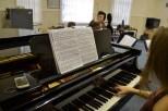 Brahms Piano Trio attacked with Simon Roland-Jones © Hattie Rayfield