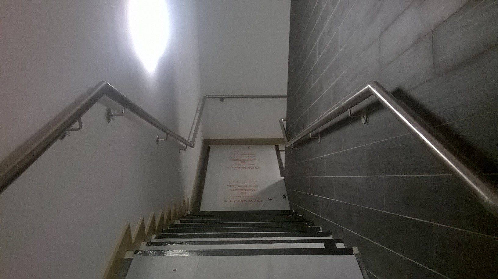 11 - Stainless Steel Handrail