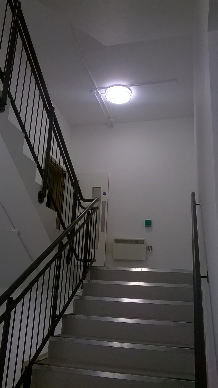 9 - Mild Steel Staircase