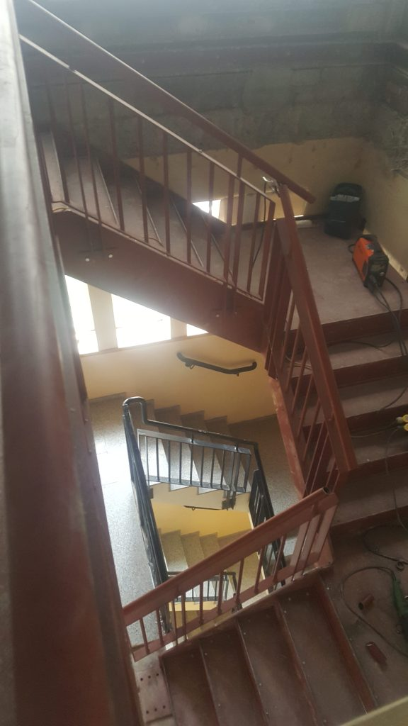 Clayton Hotel Structural Stairs (1)