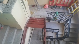 Clayton Hotel - Structural Stairs (3)