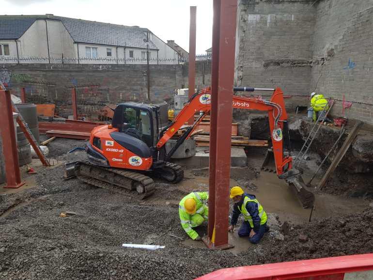 1 - Structural steel installation Popular Row