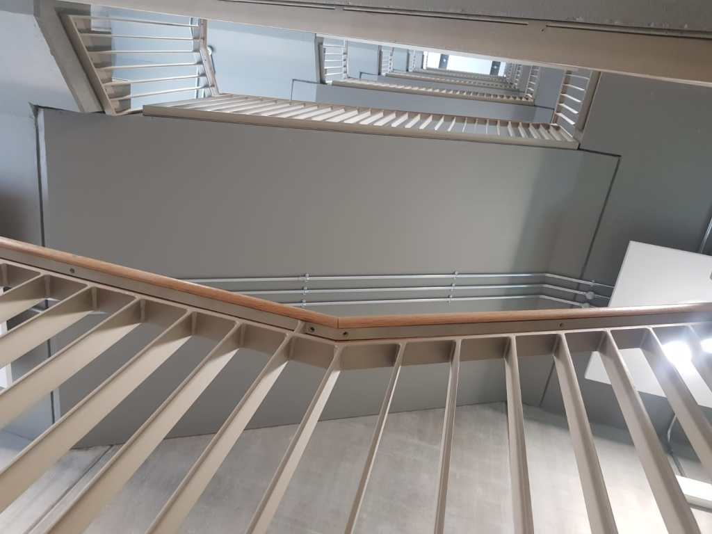 Phil Purcell Engineering Ltd Stair Balustrade