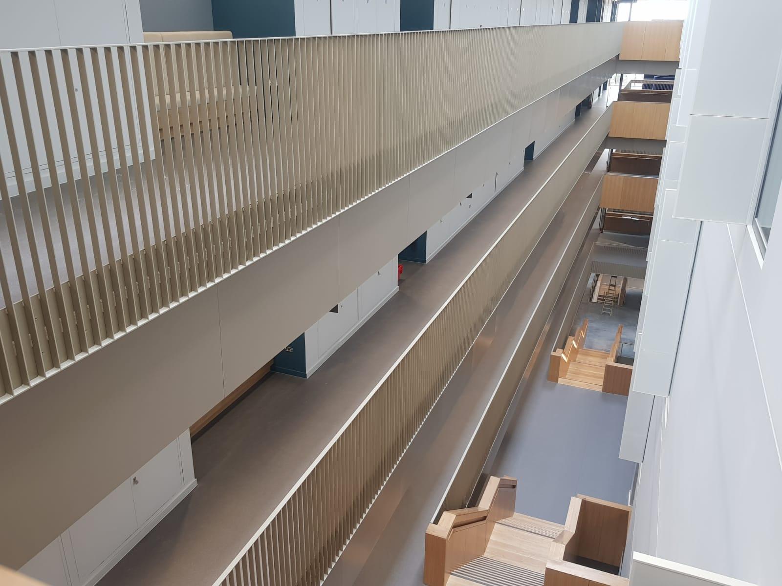 Phil Purcell Engineering Ltd Balustrade