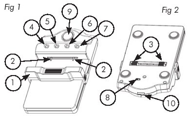 Camera Battery Charger User Guide