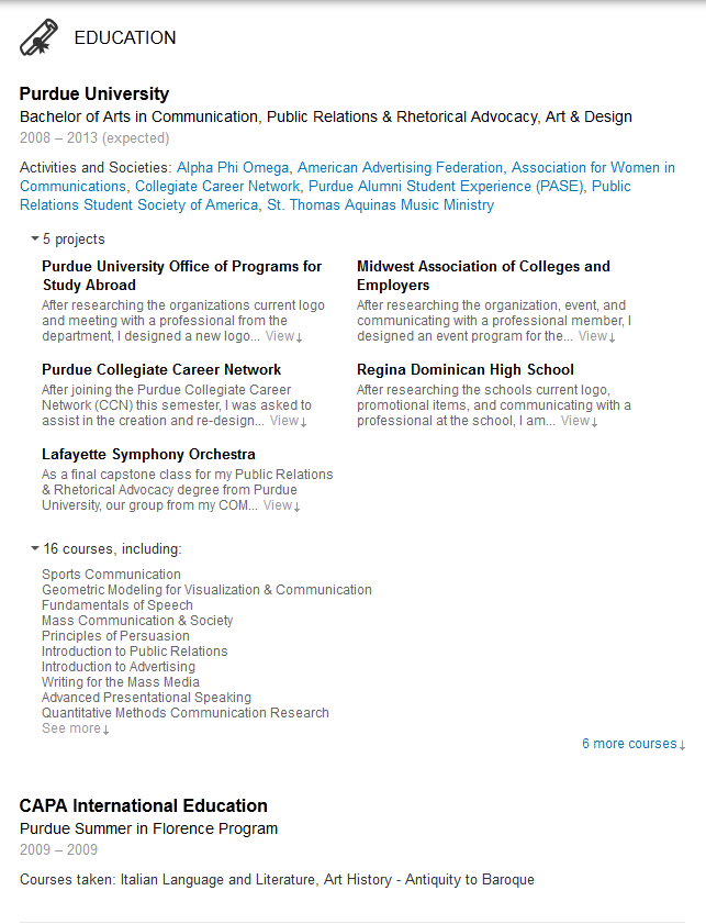 resume without high school diploma
