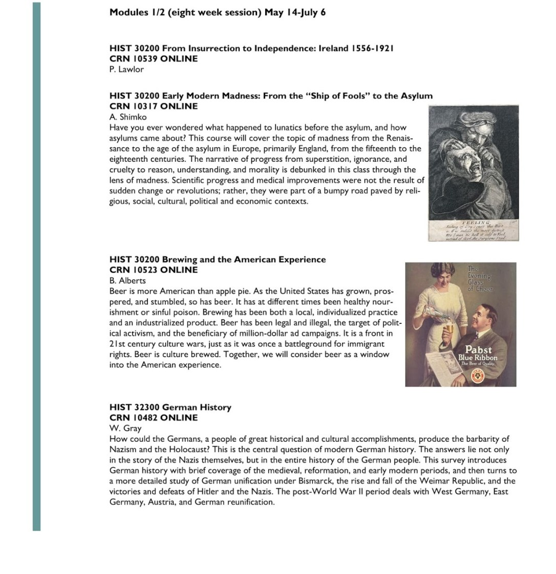 Summer 2018 History courses-2