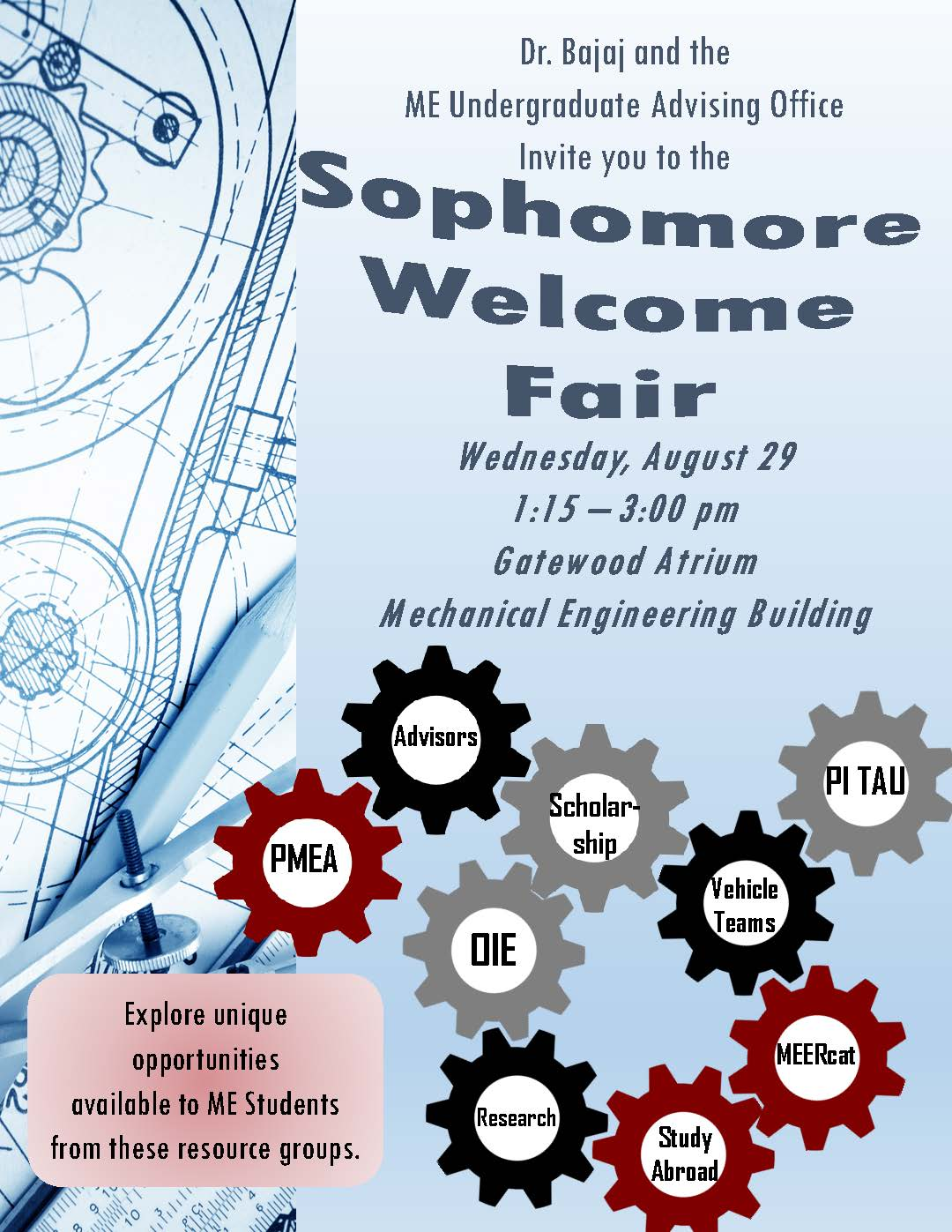 Sophomore Welcome Fall 2018_Student