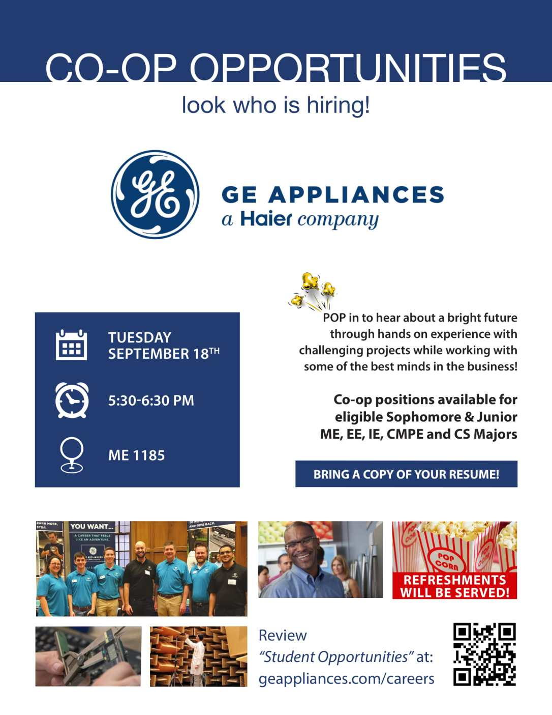 GE Appliances Co-Op Opportunities Flyer-1