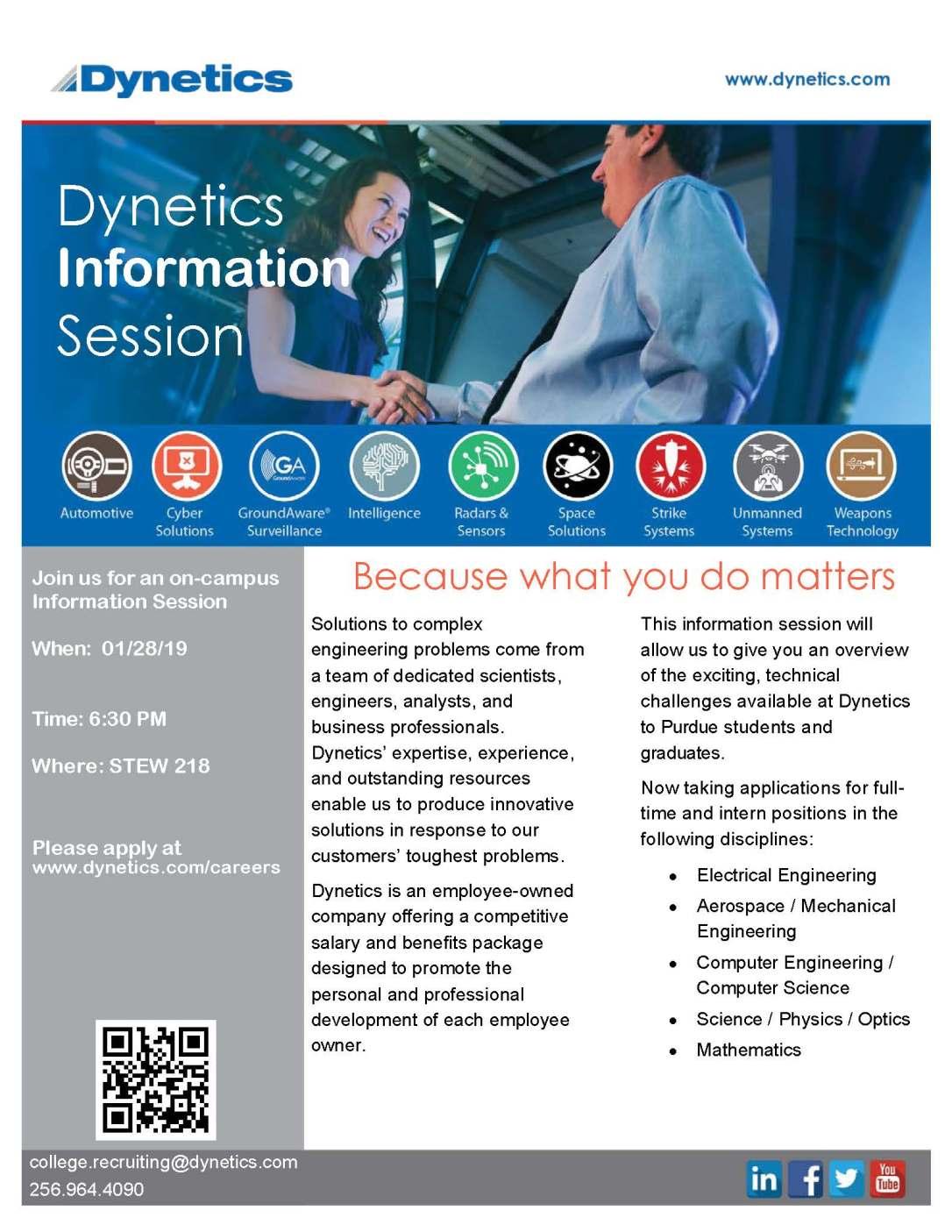 DyneticsInfoSession