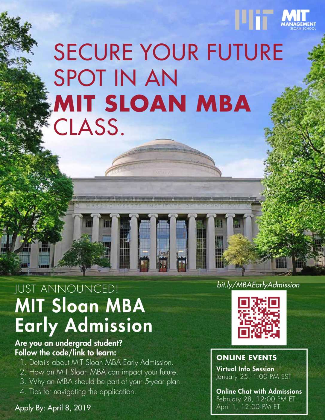 MIT Sloan MBA Early Admissions-1