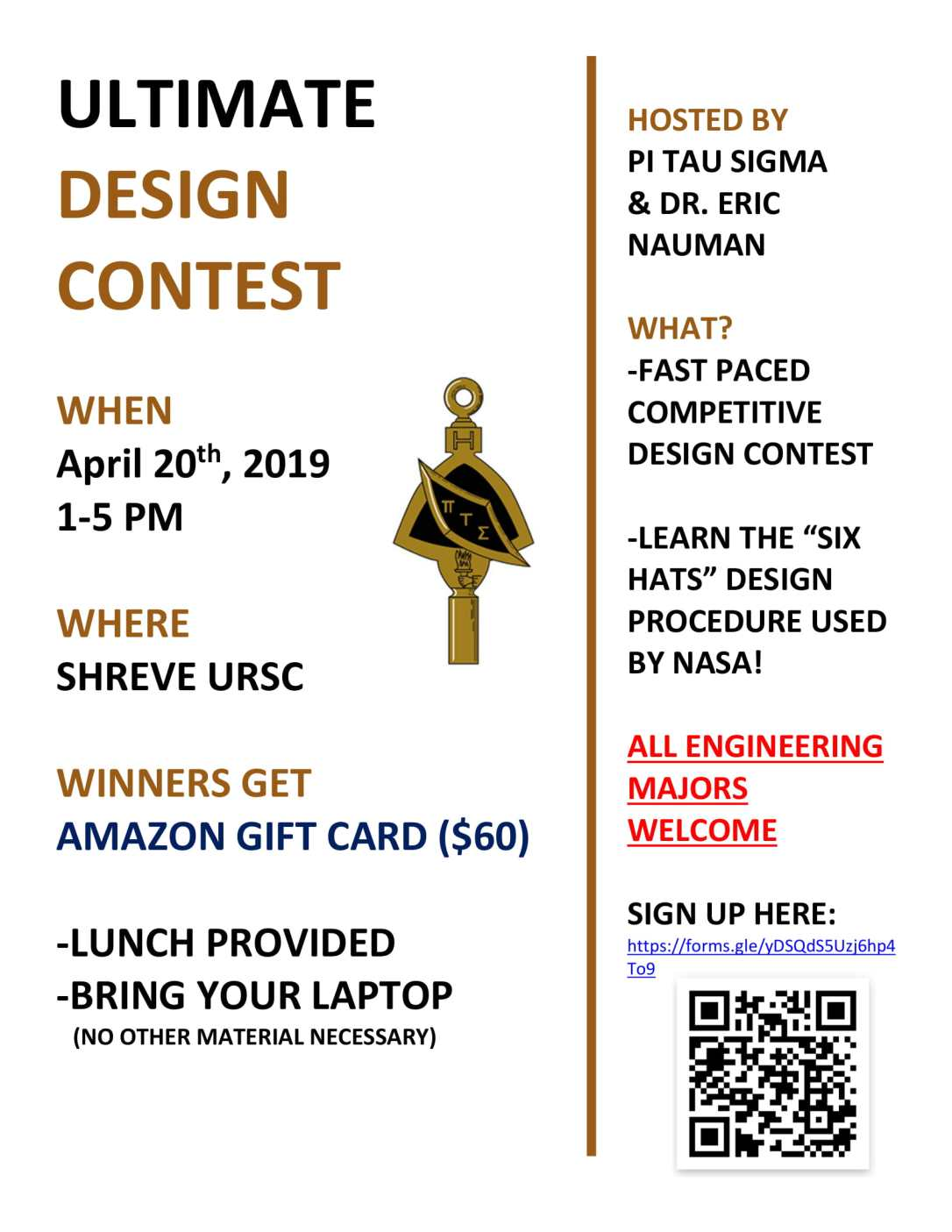 Ultimate Design Contest Poster-1
