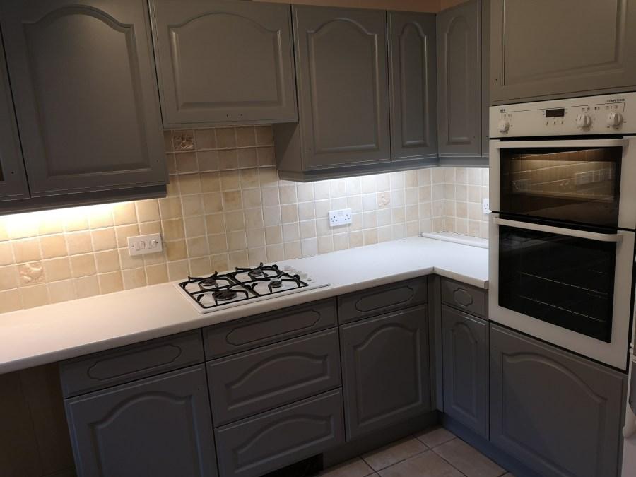 Kitchen respray - dorset