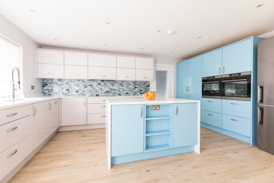 kitchen respray Southampton
