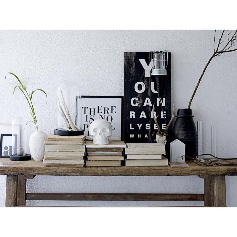 Console bois artisanale  Table rustique Bloomingville