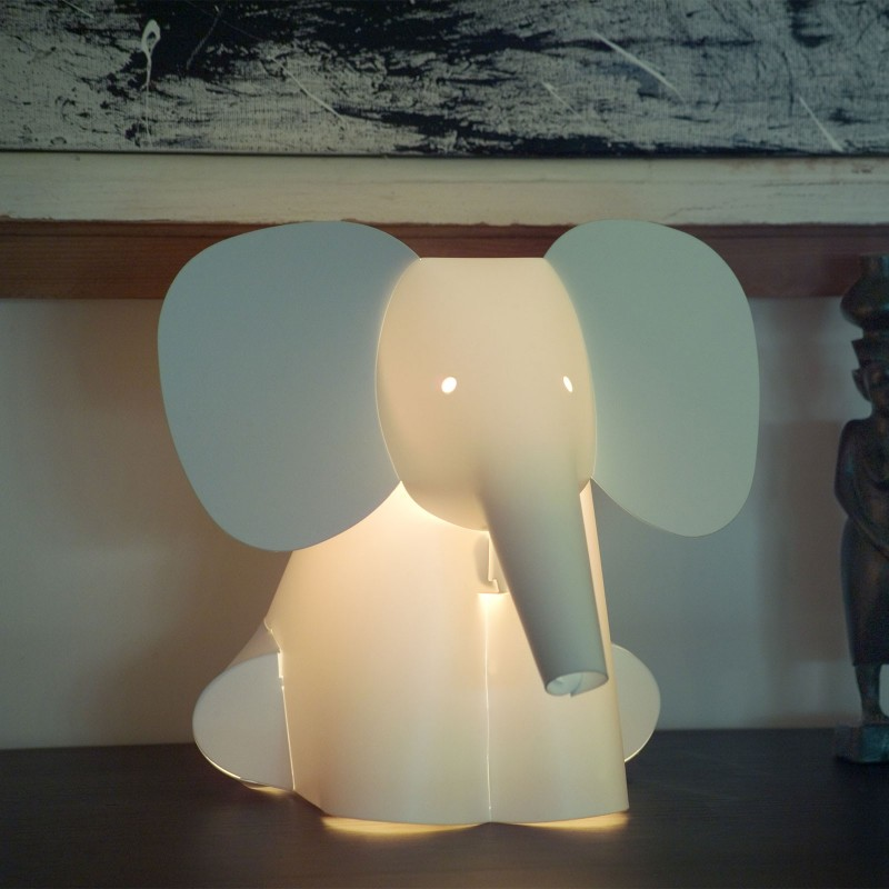 Zoo Lamp And Night Light For Children