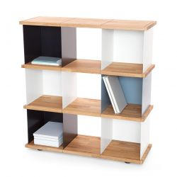 etagere modulable yu 9 cases