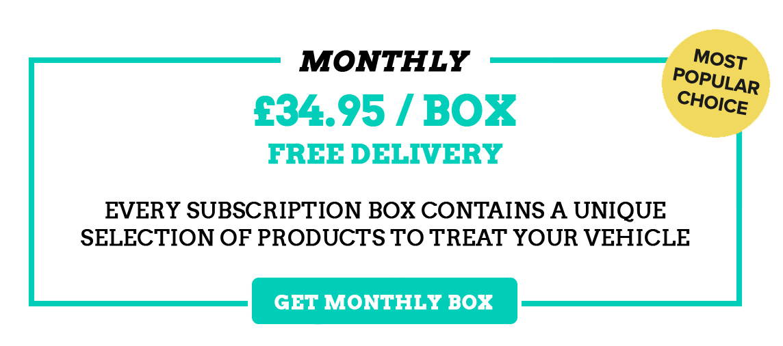 monthly subscription box home page website