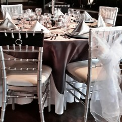 White Ruched Chair Covers Hire Durban Wedding And Event Decorating Gallery Pure Elegance