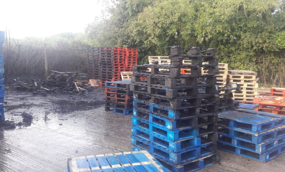 pallet clearance london wood clearance removal essex