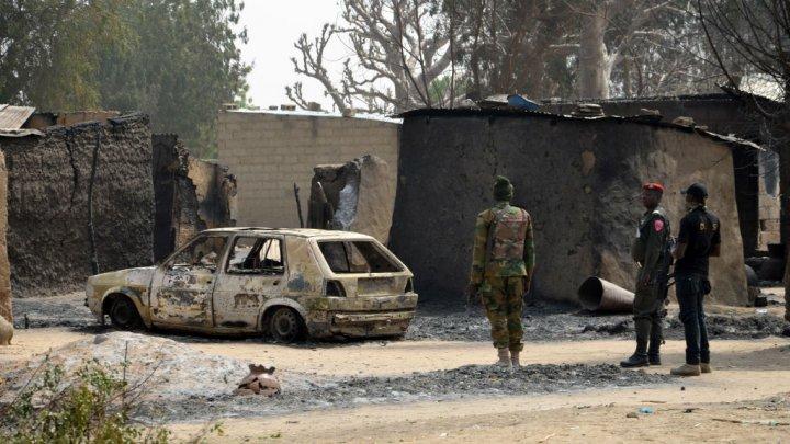 Photo AFP - Les attentats ont eu lieu dans une région où sévit le groupe Boko Haram