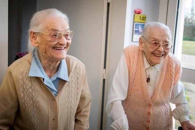 Paulette Olivier et Simone Thiot sont nées le 30 janvier 1912.