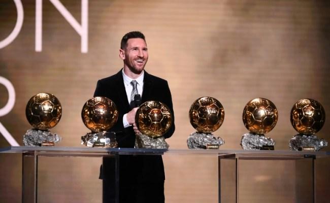 Ballon D Or Messi Sacré Pour La 6e Fois Rapinoe Succède