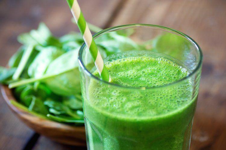 Spinazie Smoothie: Green Breakfast
