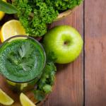 detox water kale