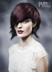 inspired with aveda neo goth