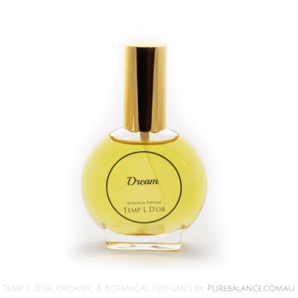Dream Vegan Botanical Perfume by Kim Lansdowne-Walker
