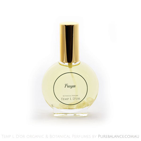 'Freya' botanical perfume by Kim Lansdowne-Walker