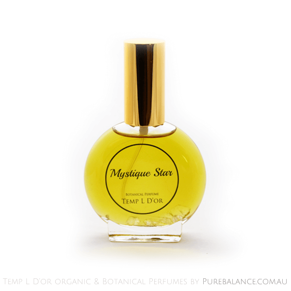 Mystique Star botanical perfume by Kim Lansdowne-Walker