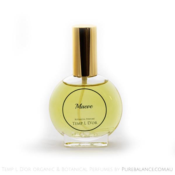 'Maeve' botanical perfume by Kim lansdowne-Walker
