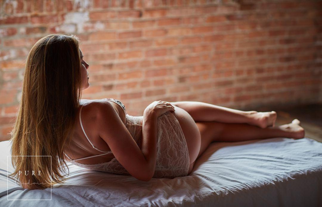 intimacy bridal boudoir