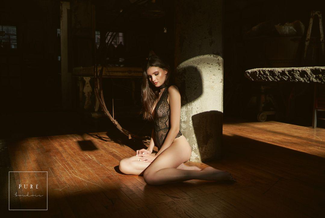 unique chicago boudoir photography