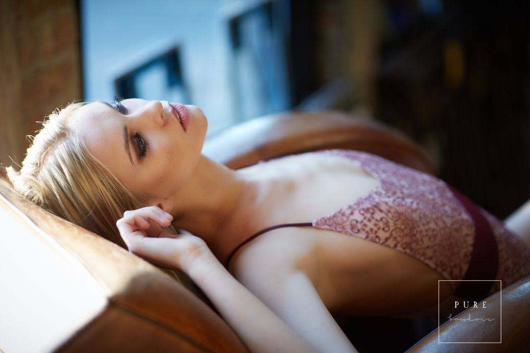 chicago portrait and boudoir photography
