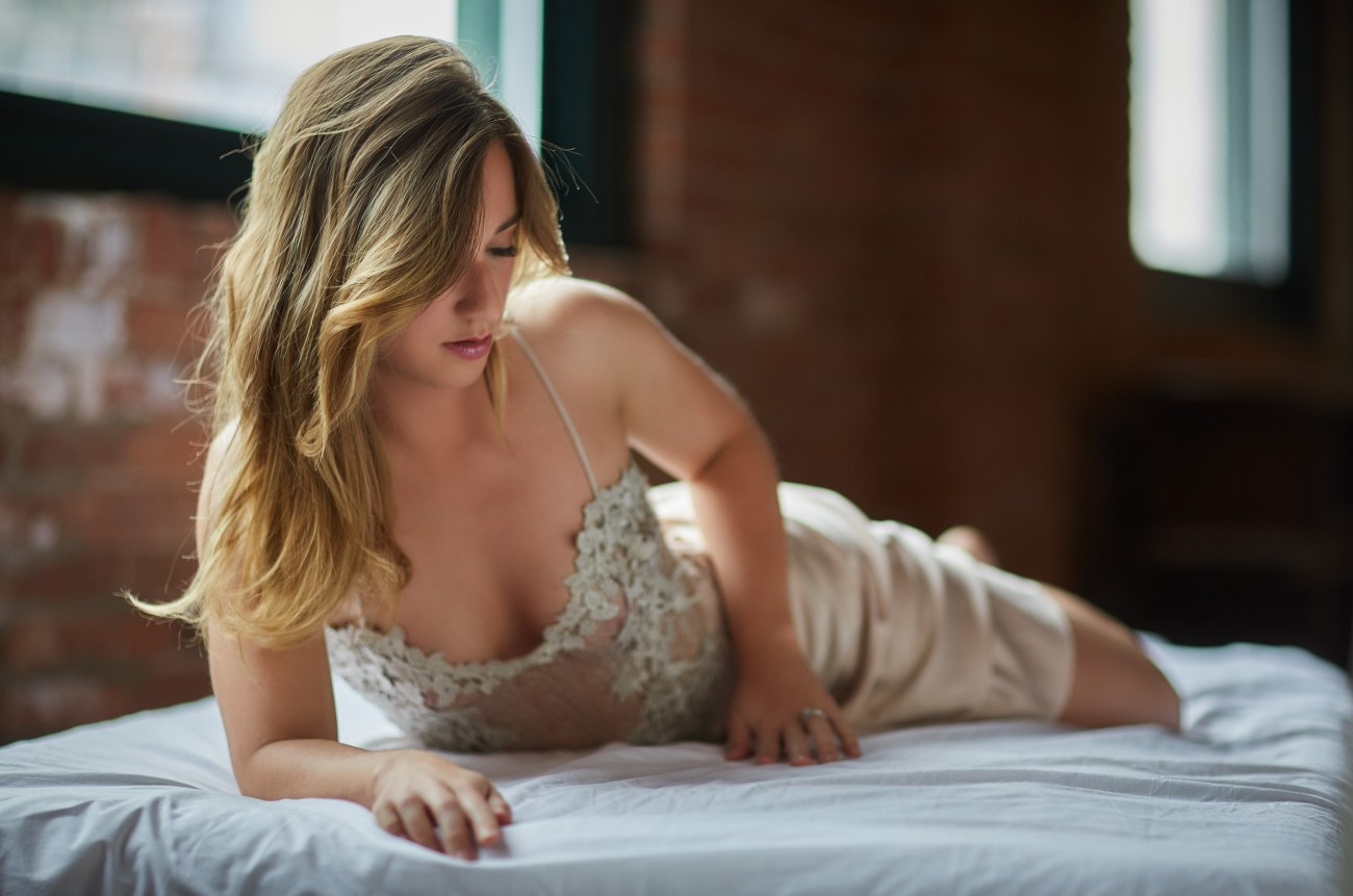 chicago bridal boudoir lingerie - Boudoir Session – a Holiday Gift to Yourself