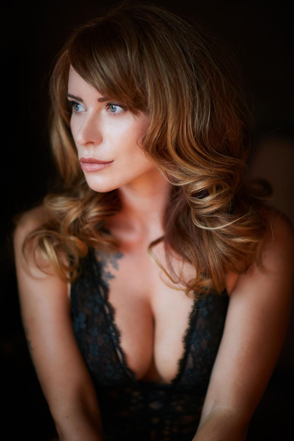 boudoir photography chicago classy - Boudoir Session -  A Gift for Her
