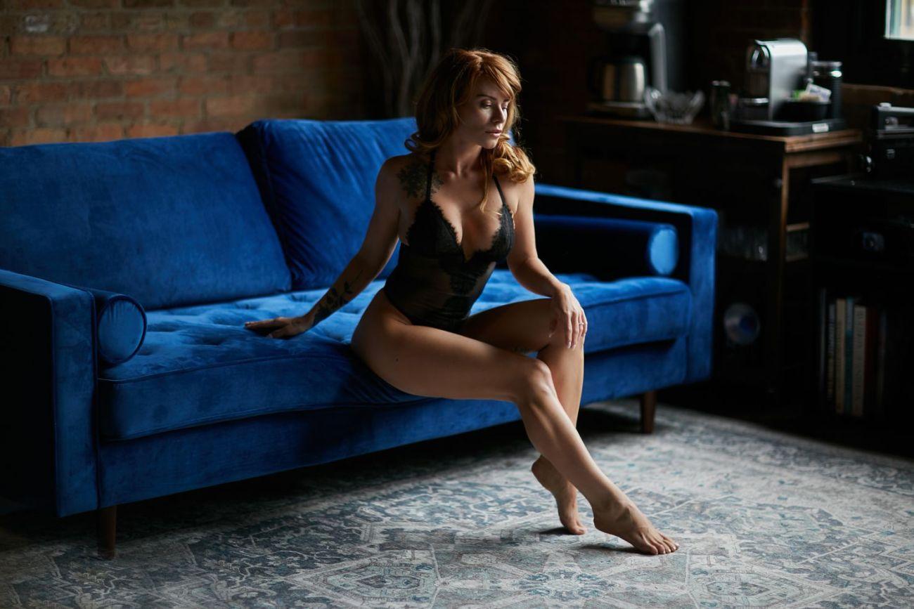 boudoir photography chicago elegant - Boudoir Session -  A Gift for Her