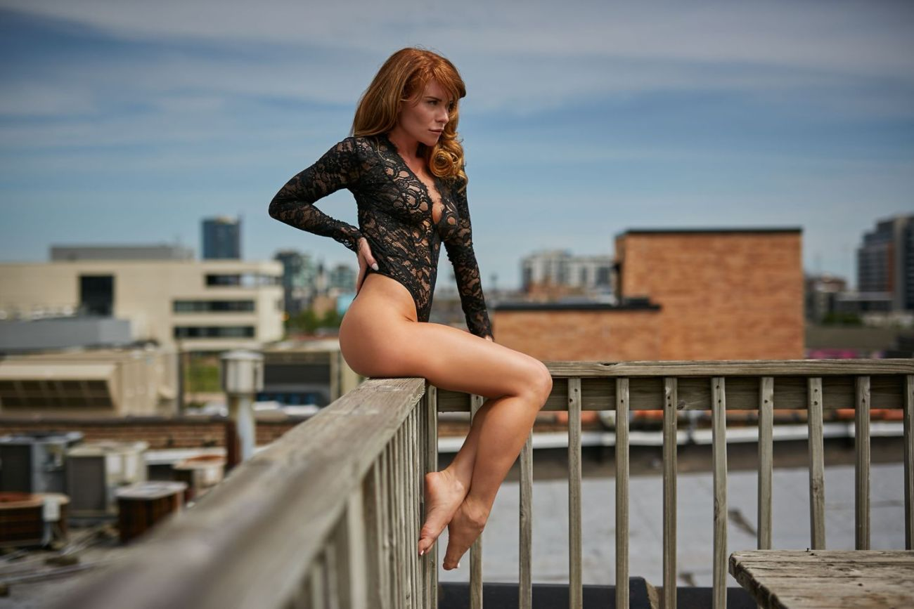 outdoor boudoir chicago - Boudoir Session -  A Gift for Her