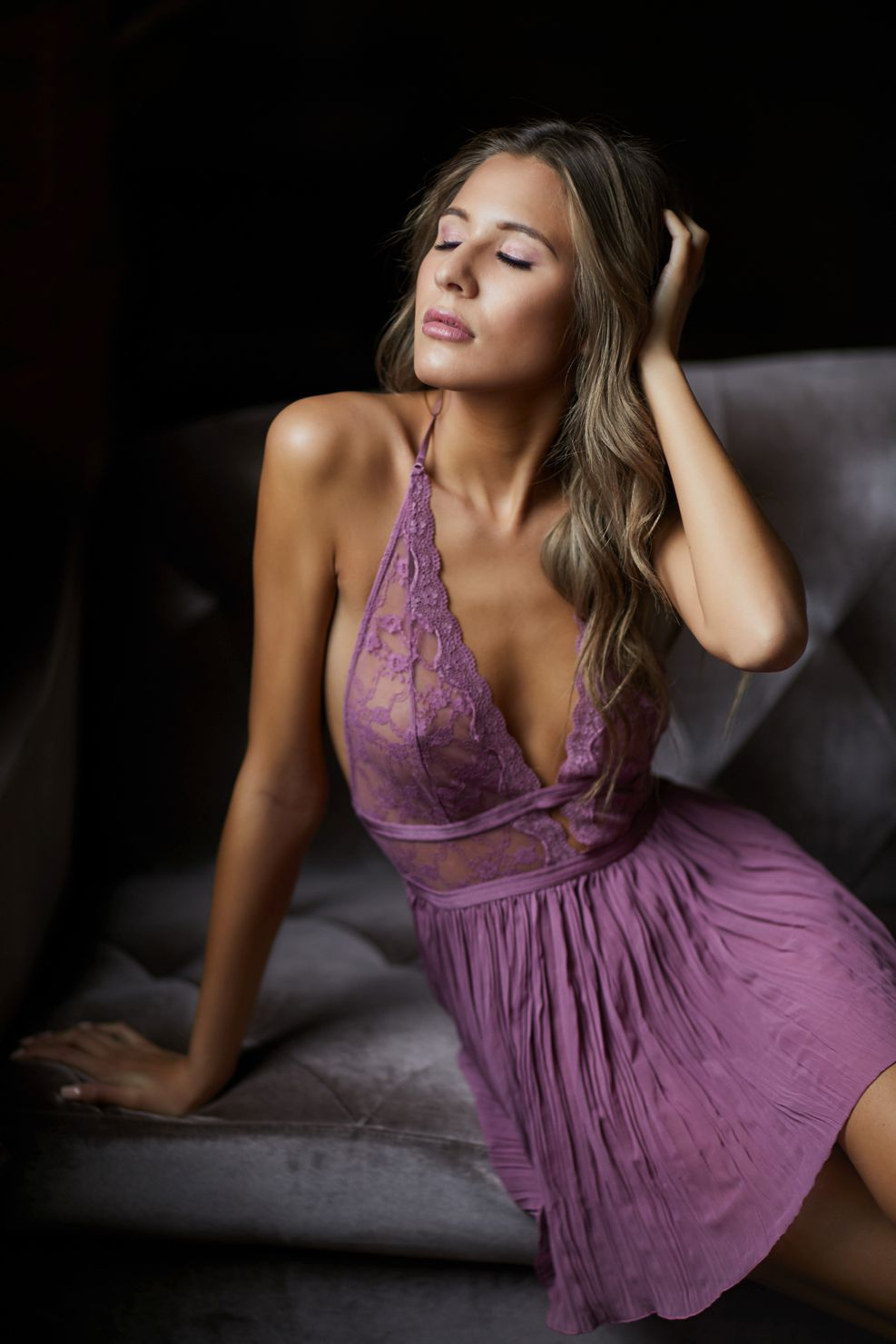 edgy risque sexy lingerie boudoir chicago - Top 3 Reasons Why You Should Have a Boudoir Session.