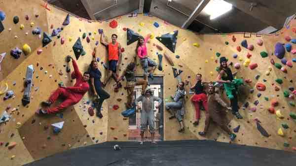 Pure Bouldering Gym Community In Colorado Springs