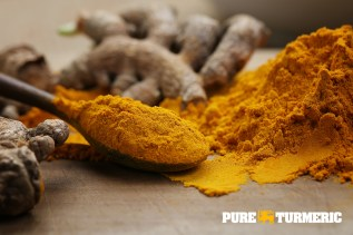 Pure Turmeric Powder and Root