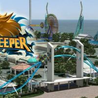 Cedar Point's 2013 Coaster; Gatekeeper