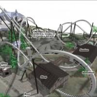 Heide Park's Un-Named Wing Coaster