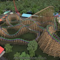 The Joker RMC Hybrid Coaster Coming to Six Flags Discovery Kingdom in 2016
